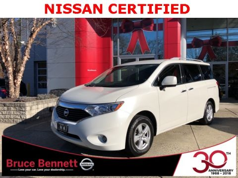 Certified Pre-Owned 2017 Nissan Quest 3.5 SV